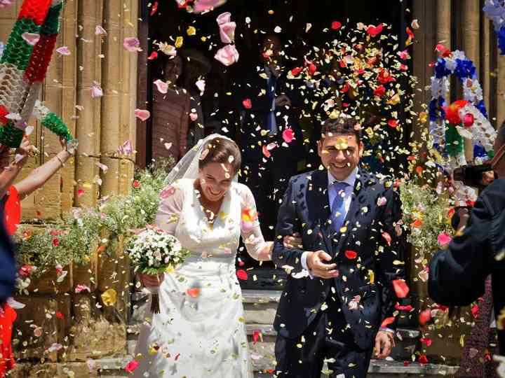 La boda de Ana y Javier