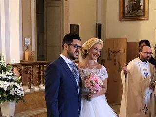 La boda de Vanessa y Adrián