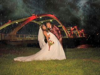 La boda de Elvira  y Wilson