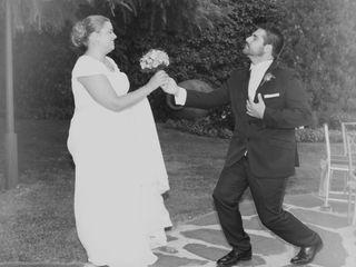 La boda de María Villén y David Aller 1