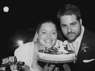 La boda de María Villén y David Aller