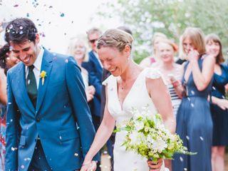 La boda de Anna y Tom