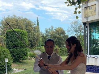 La boda de Sonia y Xavi 1