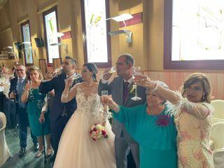 La boda de Dani y Lore 2