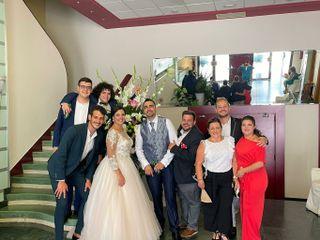 La boda de Dani y Lore 3