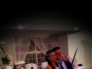 La boda de Rachel y Paco 1