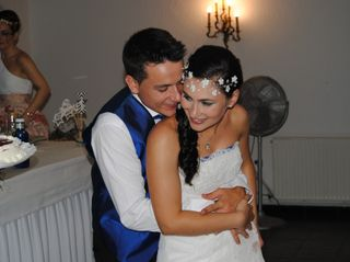 La boda de Rachel y Paco