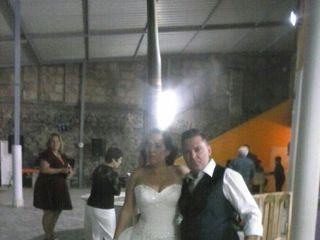 La boda de Irene y Moises 1