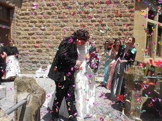 La boda de Myriam y Haritz