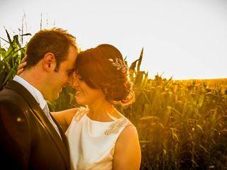 La boda de Pili y Domingo