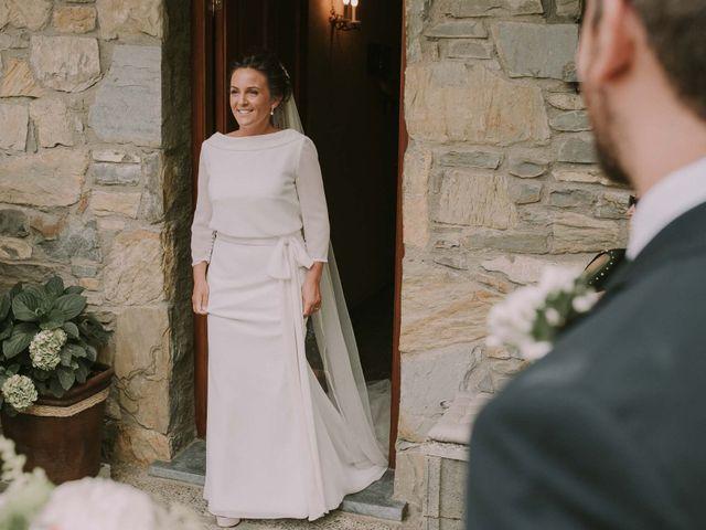 La boda de Ferran y Nuria en Arties, Lleida 21