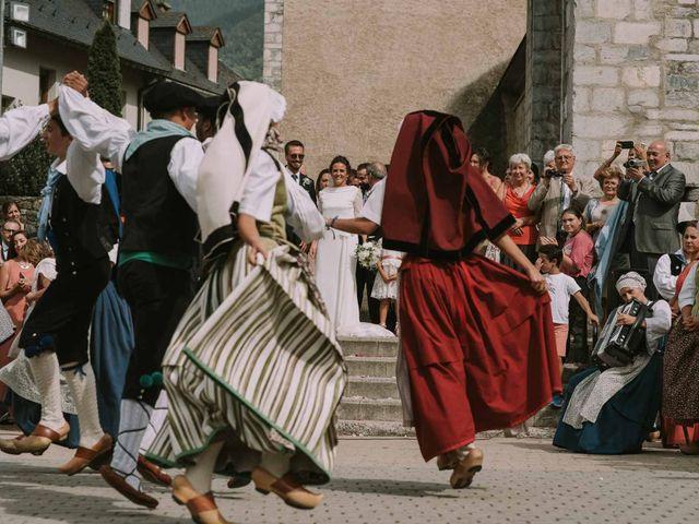 La boda de Ferran y Nuria en Arties, Lleida 41