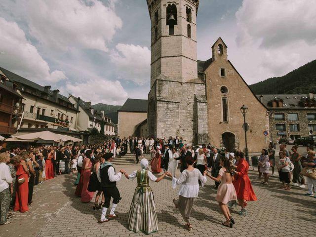 La boda de Ferran y Nuria en Arties, Lleida 43