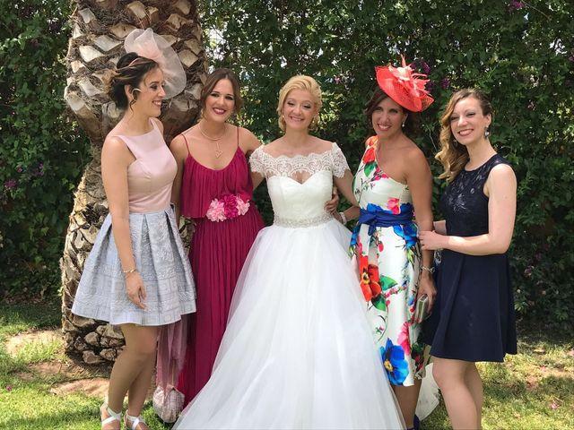La boda de Adrián y Vanessa en Alzira, Valencia 3