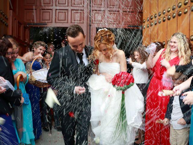 La boda de Antonio y Amanda en Jerez De La Frontera, Cádiz 3