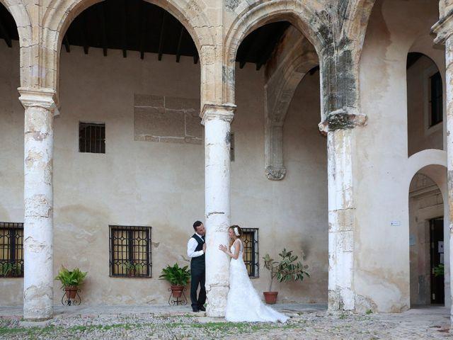 La boda de Antonio y Amanda en Jerez De La Frontera, Cádiz 9