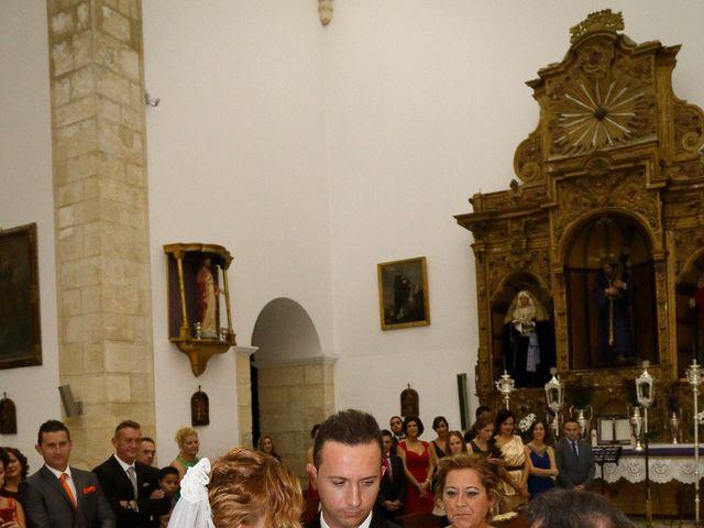 La boda de Antonio y Amanda en Jerez De La Frontera, Cádiz 16