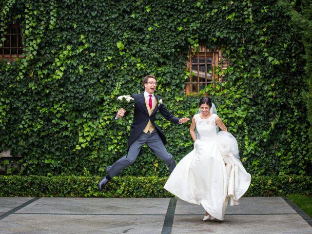 La boda de Patricia y Benoit