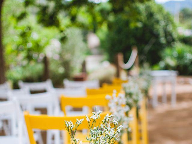 La boda de Tom y Anna en Riudecolls, Tarragona 3