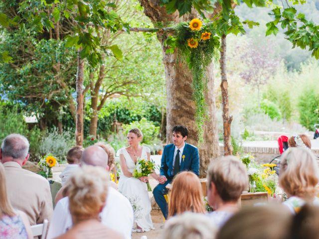 La boda de Tom y Anna en Riudecolls, Tarragona 26