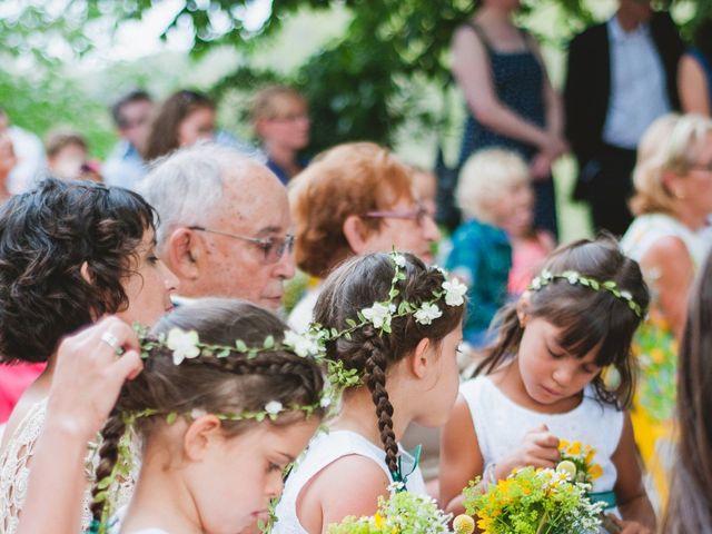 La boda de Tom y Anna en Riudecolls, Tarragona 28