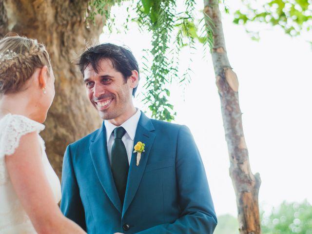 La boda de Tom y Anna en Riudecolls, Tarragona 33