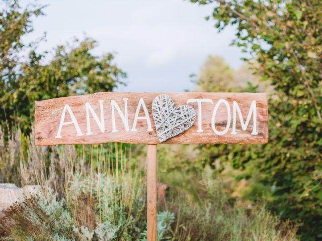 La boda de Tom y Anna en Riudecolls, Tarragona 49