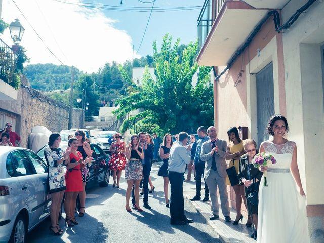 La boda de Iván y Neus en Cocentaina, Alicante 28