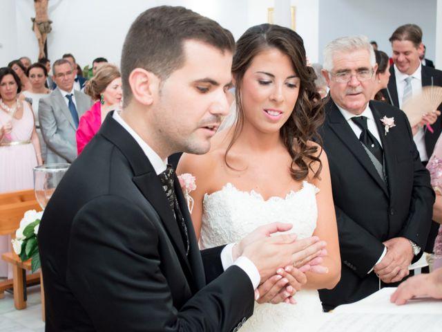 La boda de Abel y Isa en Huercal De Almeria, Almería 6