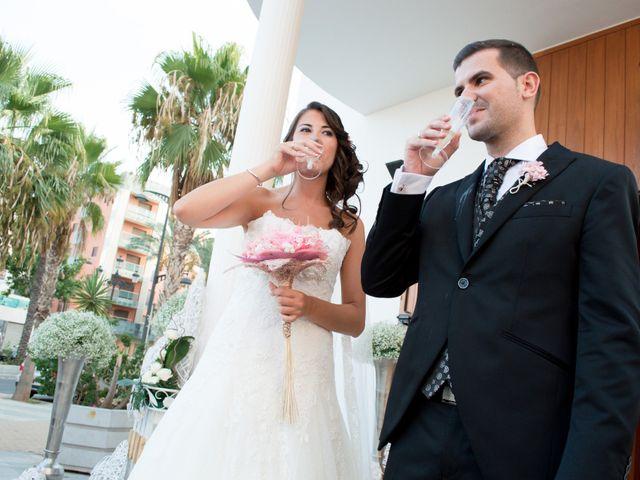 La boda de Abel y Isa en Huercal De Almeria, Almería 7