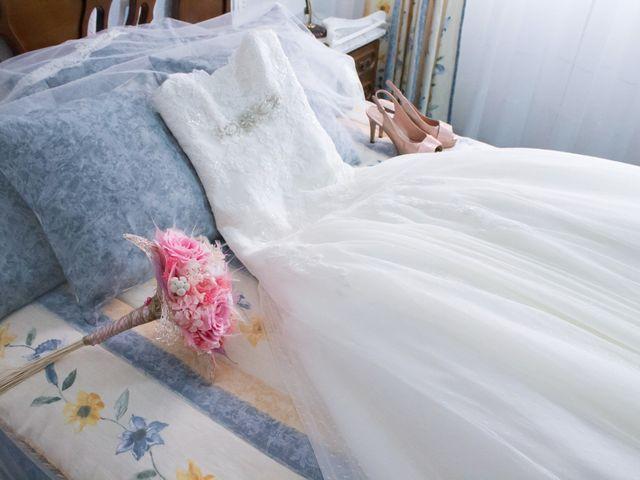 La boda de Abel y Isa en Huercal De Almeria, Almería 11