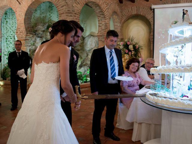 La boda de Abel y Isa en Huercal De Almeria, Almería 13