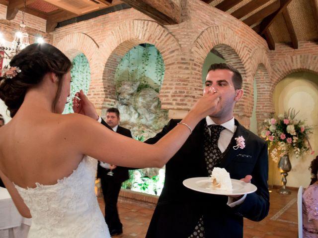 La boda de Abel y Isa en Huercal De Almeria, Almería 14