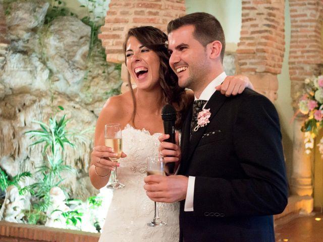 La boda de Isa y Abel