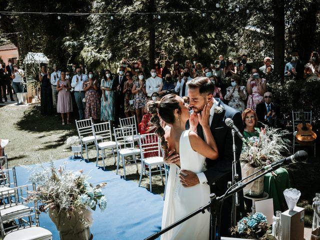 La boda de Pablo y Macarena en Linares, Jaén 17