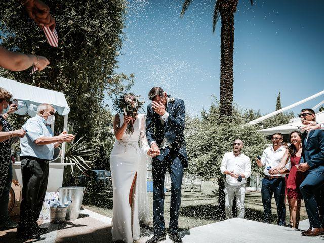 La boda de Pablo y Macarena en Linares, Jaén 19