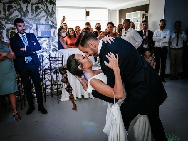 La boda de Pablo y Macarena en Linares, Jaén 27