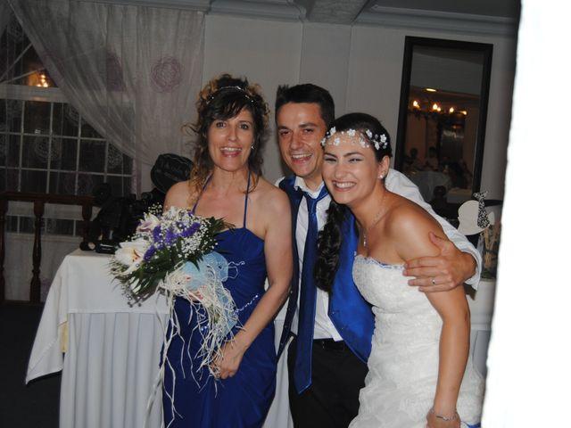 La boda de Paco y Rachel en O Porriño, Pontevedra 7