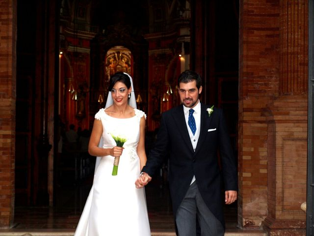 La boda de Pilar y Antonio
