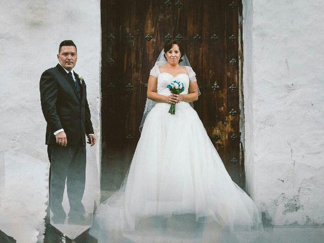 La boda de Moises y Irene en Arucas, Las Palmas 1