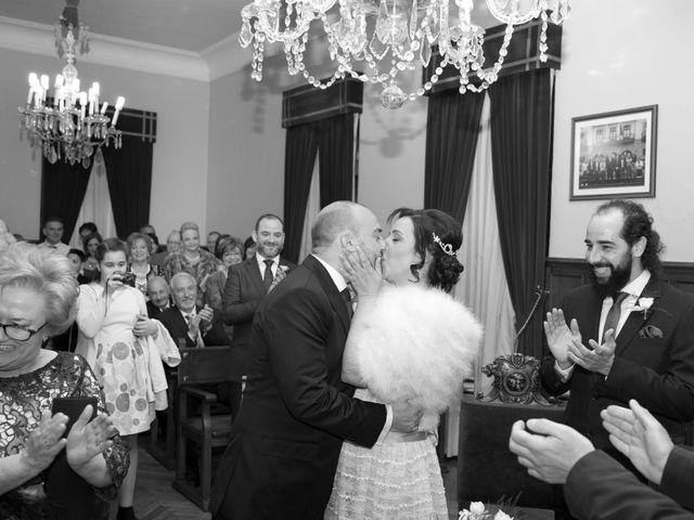 La boda de Abel y Patricia en Pola De Lena, Asturias 24