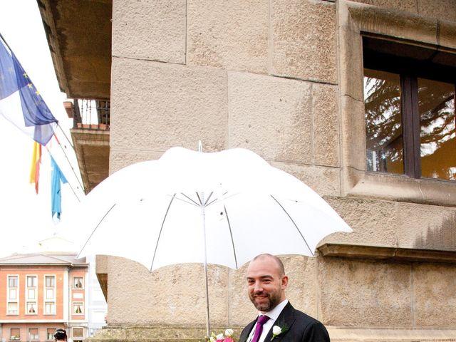 La boda de Abel y Patricia en Pola De Lena, Asturias 42
