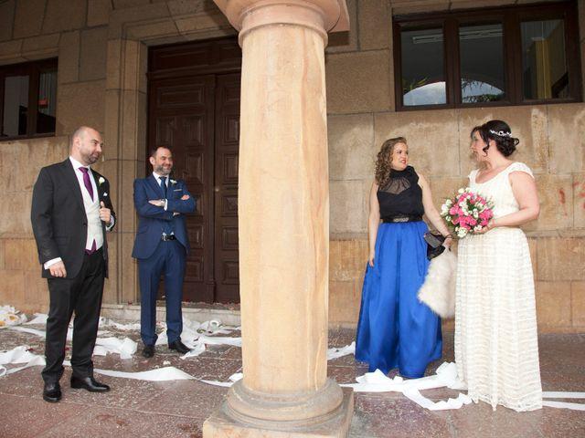 La boda de Abel y Patricia en Pola De Lena, Asturias 43