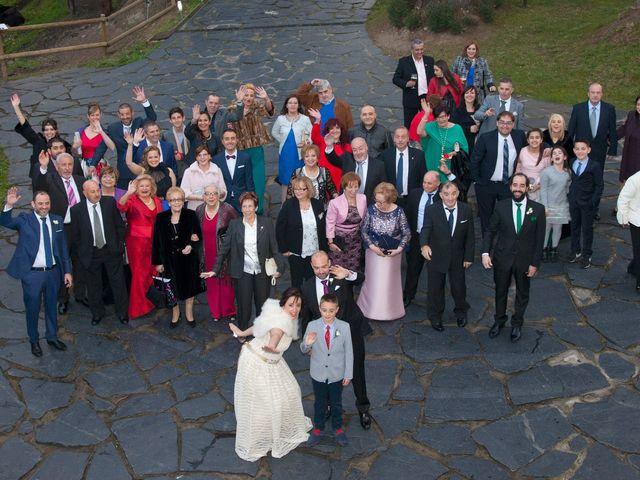La boda de Abel y Patricia en Pola De Lena, Asturias 48