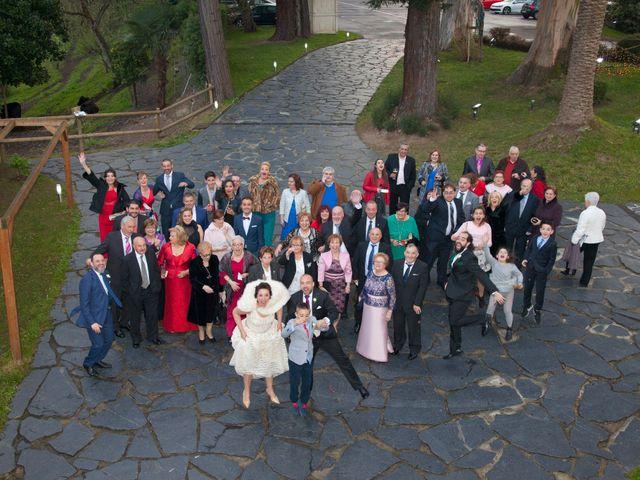 La boda de Abel y Patricia en Pola De Lena, Asturias 49