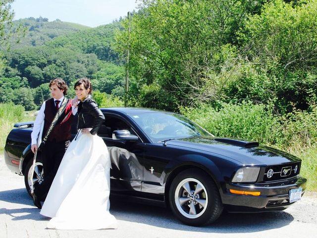 La boda de Haritz y Myriam en Donostia-San Sebastián, Guipúzcoa 1