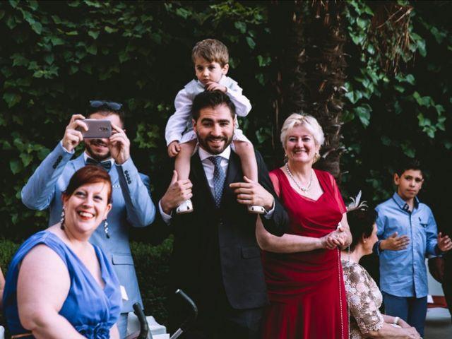 La boda de Alex y Mari en Granada, Granada 8