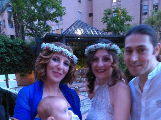 La boda de Alex y Mari en Granada, Granada 9
