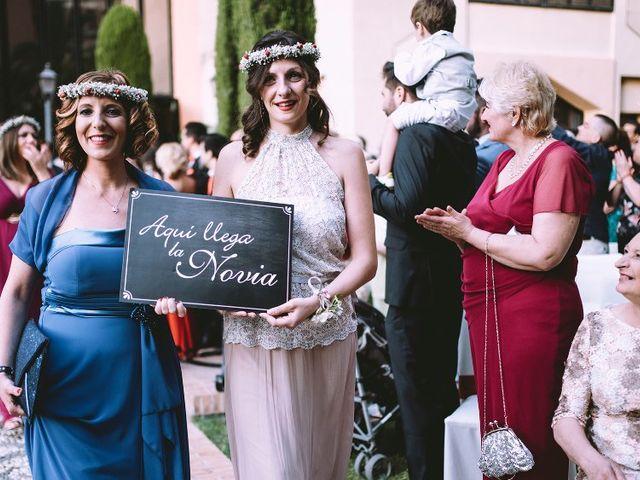 La boda de Alex y Mari en Granada, Granada 11