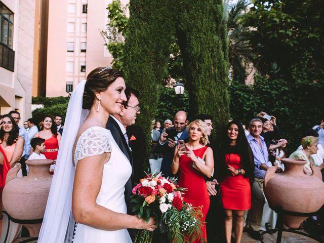 La boda de Alex y Mari en Granada, Granada 13